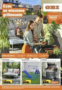 Gazetka promocyjna OBI - Wiosenne grillowanie z Obi