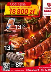 Gazetka promocyjna Selgros Cash&Carry - Selgros - nowa oferta promocyjna - ważna do 12-05-2021