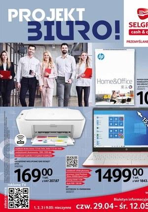 Gazetka promocyjna Selgros Cash&Carry - Selgros - katalog biuro