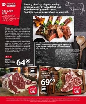 Selgros - oferta specjalna z wołowiną