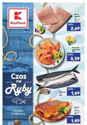 Gazetka promocyjna Kaufland - Katalog ryb Kaufland