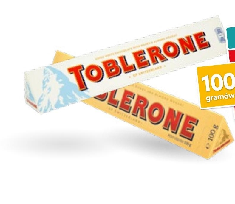Czekolada Toblerone niska cena