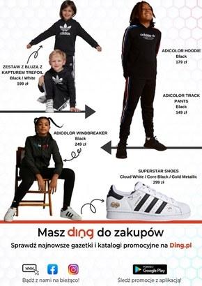 Adicolor w Adidas