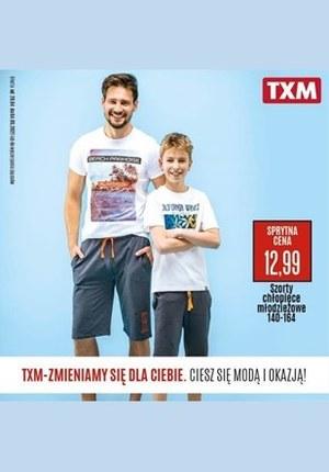 Gazetka promocyjna Textil Market - Ciesz się modą z Textil Market!