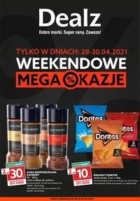 Gazetka promocyjna Dealz - Weekednowe okazje w Dealz! - ważna do 30-04-2021