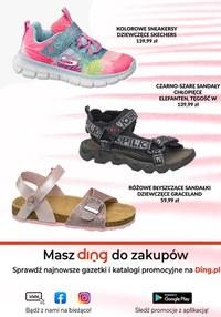 Gazetka promocyjna Deichmann - Deichmann - buty na wiosnę dla całej rodziny