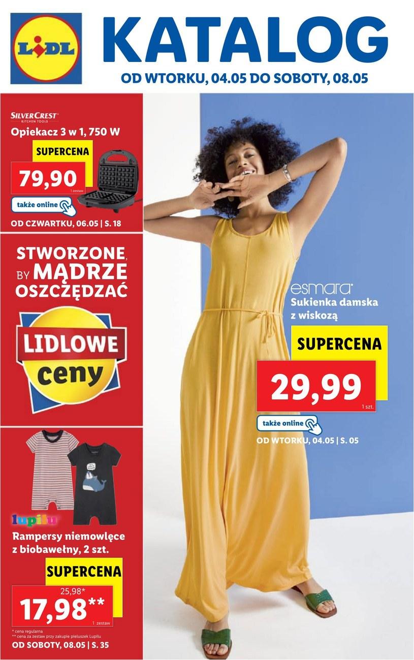 Lidl - moda w niskich cenach