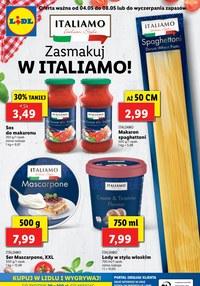Gazetka promocyjna Lidl - Lidl - moda w niskich cenach