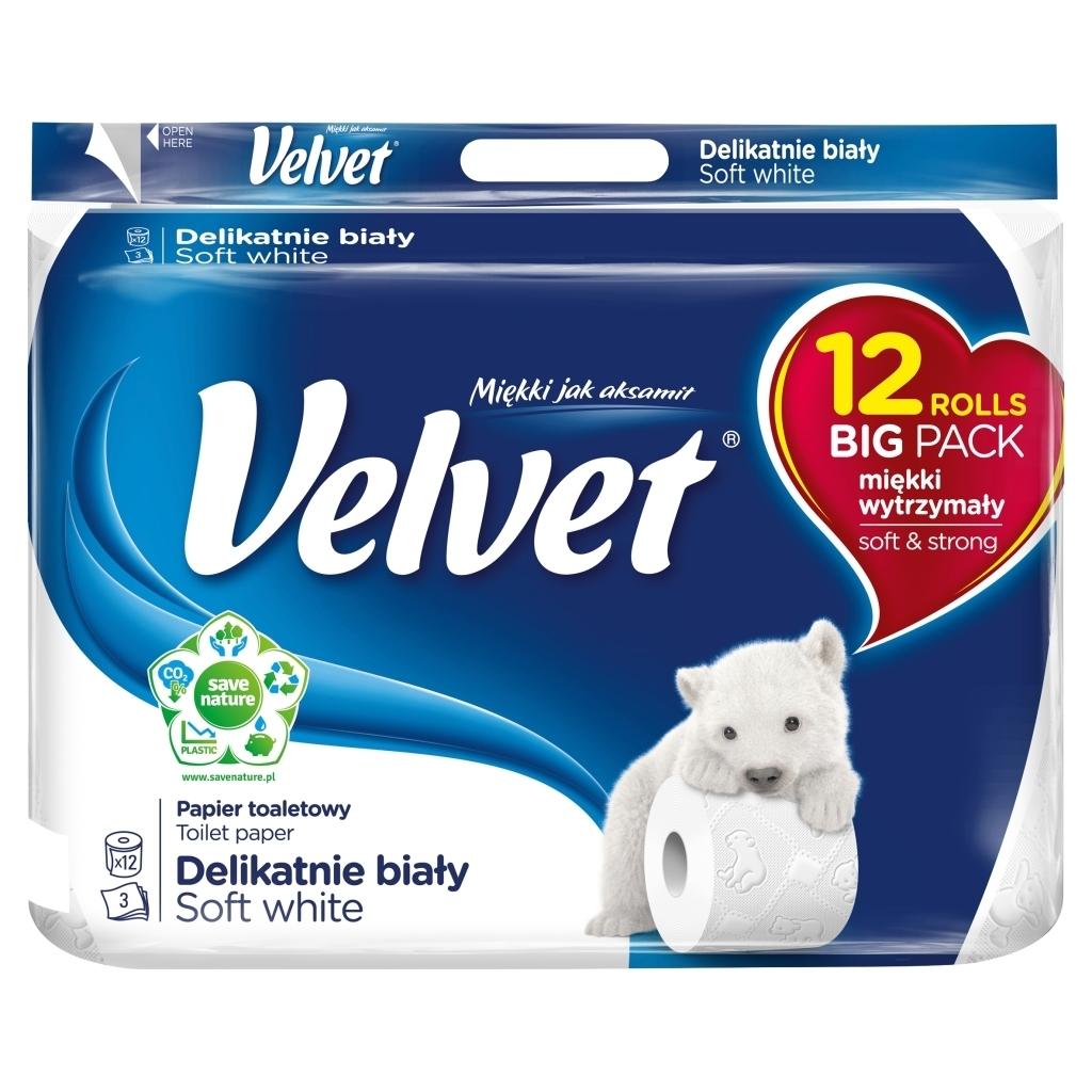 Papier toaletowy Velvet - 2