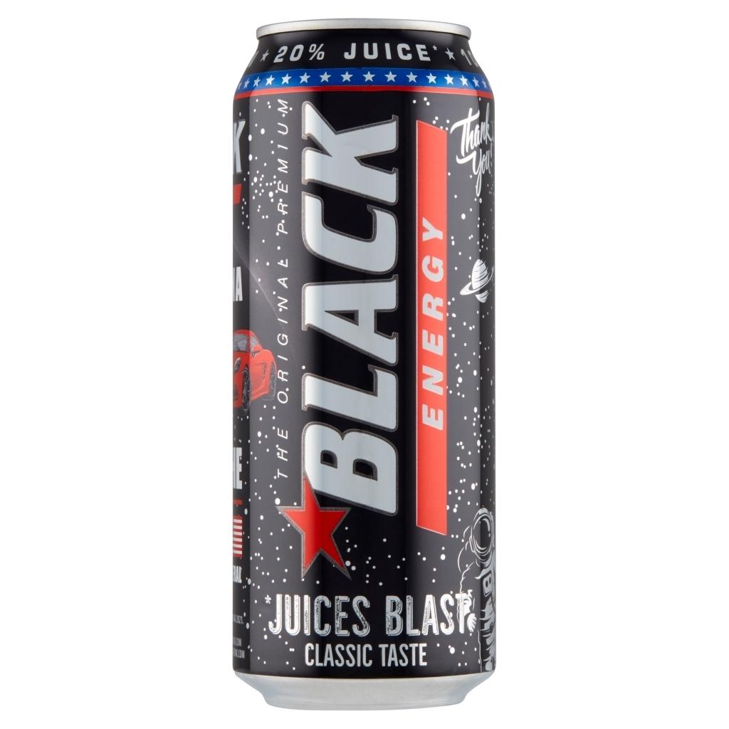Napój energetyczny Black - 1