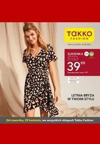 Gazetka promocyjna Takko Fashion - Modne sukienki w Takko Fashion - ważna do 05-05-2021