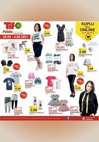 Gazetka promocyjna Tifo - Kupuj w Tifo także online!   - ważna do 04-05-2021
