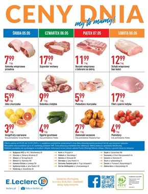 Niskie Ceny 1 - oferta dotyczy wybranych sklepów