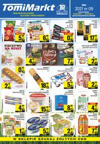 Gazetka promocyjna TomiMarkt - Dla Ciebie i dla rodziny - TomiMarkt  - ważna do 13-05-2021