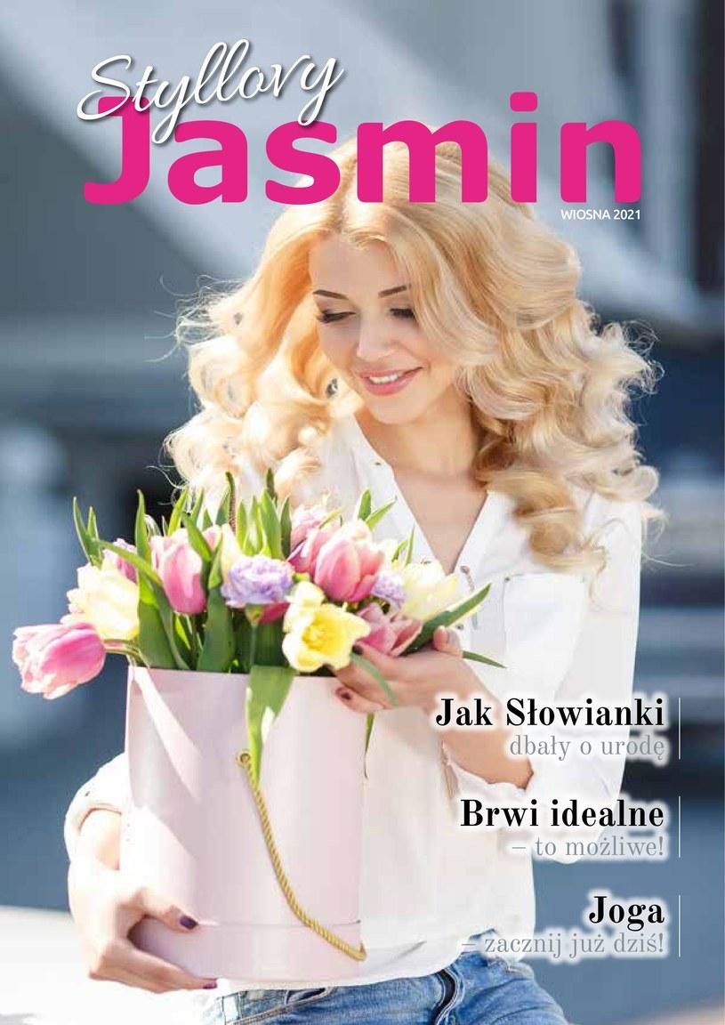 Gazetka promocyjna Jasmin Drogerie - ważna od 01. 04. 2021 do 30. 06. 2021