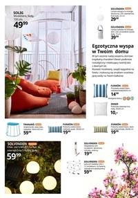 Gazetka promocyjna IKEA - Propozycje na lato w Ikea Lublin