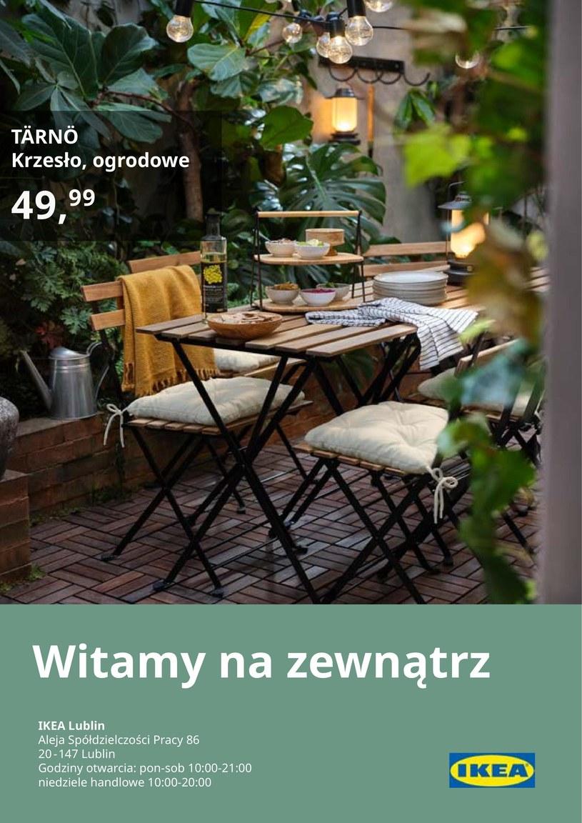 Gazetka promocyjna IKEA - ważna od 30. 04. 2021 do 22. 09. 2021