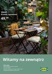 Gazetka promocyjna IKEA - Propozycje na lato w Ikea Lublin - ważna do 22-09-2021