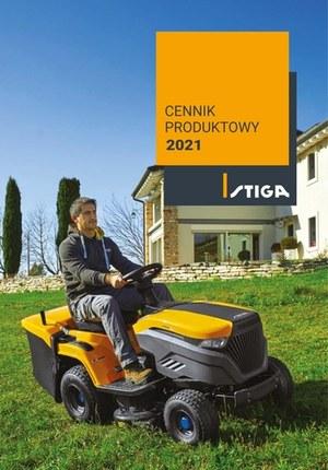 Gazetka promocyjna Stiga - Stiga - cennik produktowy 2021