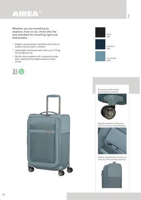Samsonite - katalog 2021