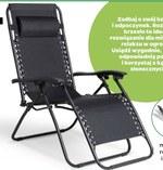 Krzesło ogrdowe