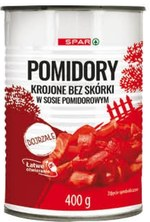 Pomidory krojone SPAR