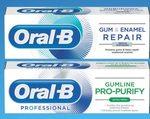 Pasta do mycia zębów Oral-B