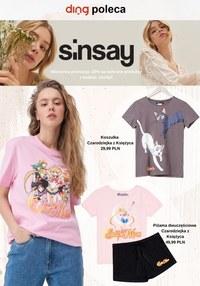 Gazetka promocyjna Sinsay - Wiosenna promocja w Sinsay - ważna do 23-05-2021