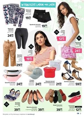 Carrefour - moda pełna słońca