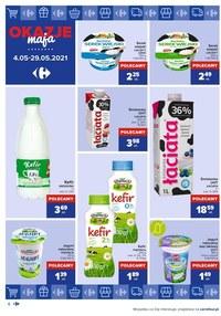 Gazetka promocyjna Carrefour - Carrefour - okazje maja