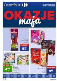 Carrefour - okazje maja