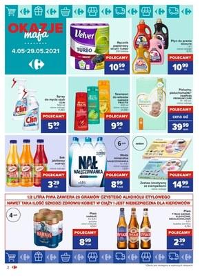 Carrefour Market - okazje maja