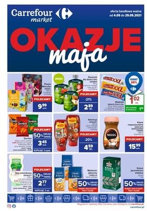 Gazetka promocyjna Carrefour Market - Carrefour Market - okazje maja