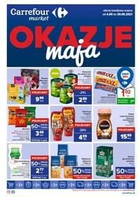 Gazetka promocyjna Carrefour Market - Carrefour Market - okazje maja - ważna do 29-05-2021