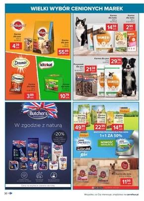 Carrefour - wielki wybór cenionych marek