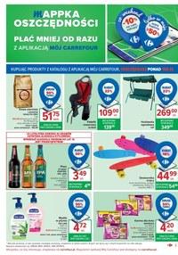 Gazetka promocyjna Carrefour Market - Płać mniej w Carrefour Market