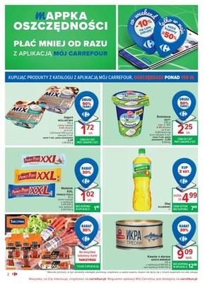 Płać mniej w Carrefour Market