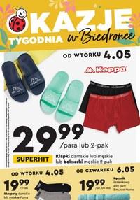 Gazetka promocyjna Biedronka - Na sportowo w Biedronce    - ważna do 19-05-2021