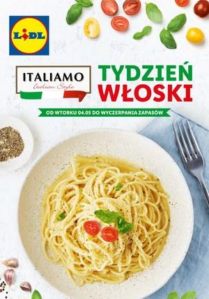 Gazetka promocyjna Lidl - Tydzień włoski w Lidlu