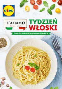 Tydzień włoski w Lidlu