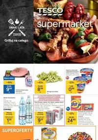 Gazetka promocyjna Tesco Supermarket - Grilluj na całego - Tesco - ważna do 12-05-2021