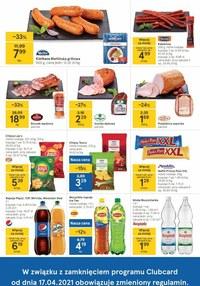 Gazetka promocyjna Tesco Supermarket - Grilluj na całego - Tesco