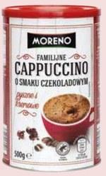 Kawa rozpuszczalna Moreno