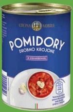 Pomidory krojone Cucina Nobile