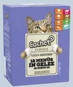 Karma dla kota Cachet
