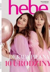 Gazetka promocyjna Hebe - Hebe - dekada piękna - ważna do 30-06-2021