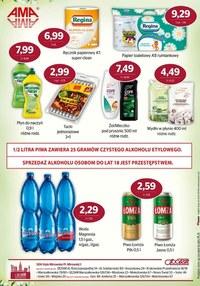 Gazetka promocyjna Społem WSS Śródmieście - Oferta handlowa Społem Śródmieście