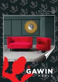 Gawin - kolekcja mebli 2021