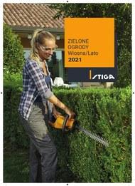 Stiga - katalog wiosna/lato 2021