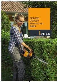 Gazetka promocyjna Stiga - Stiga - katalog wiosna/lato 2021